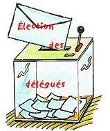 Élections des délégués de classe – 6A